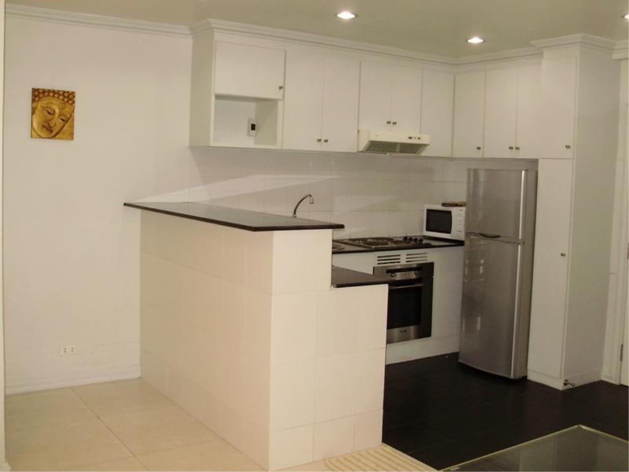 Piri Property Agency's one bedroom  For Rent Saranjai Mansion 7