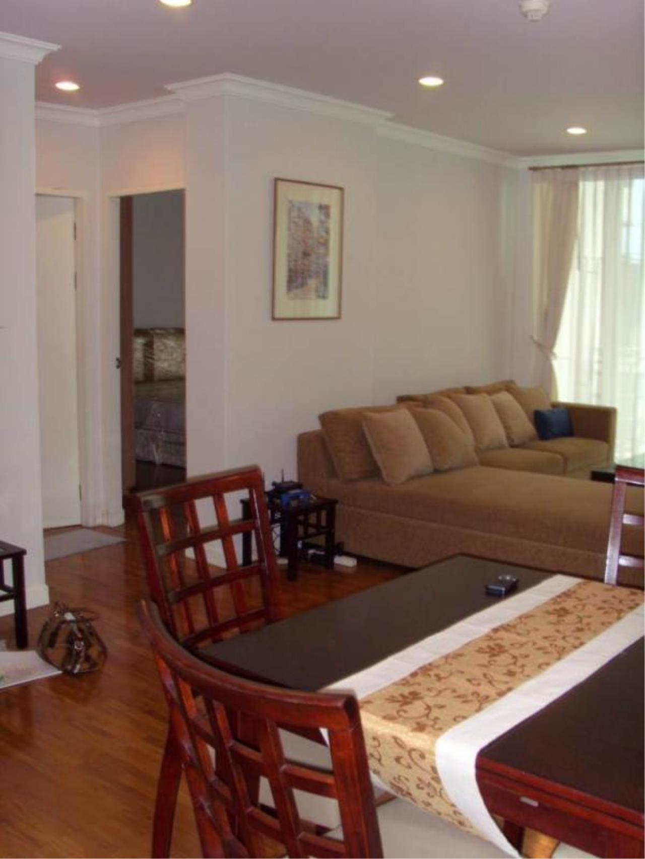 Piri Property Agency's 2 bedrooms  For Rent Baan Siri Soi 10 10