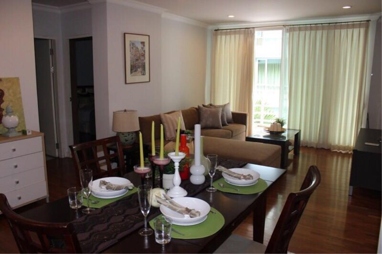 Piri Property Agency's 2 bedrooms  For Rent Baan Siri Soi 10 9