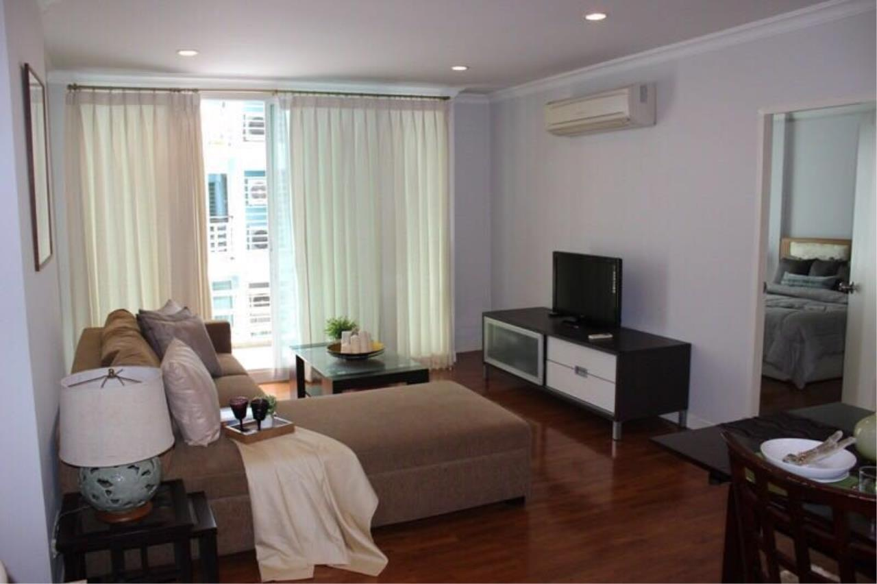 Piri Property Agency's 2 bedrooms  For Rent Baan Siri Soi 10 3