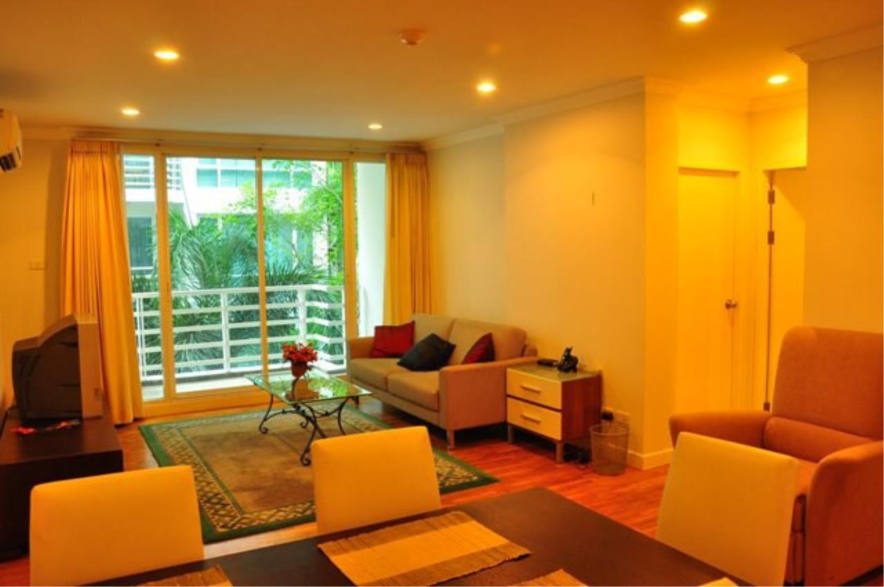 Piri Property Agency's 2 bedrooms  For Rent Baan Siri Soi 10 1