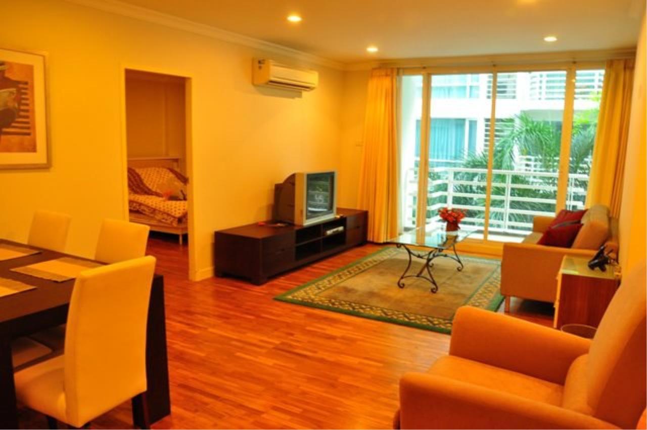 Piri Property Agency's 2 bedrooms  For Rent Baan Siri Soi 10 2
