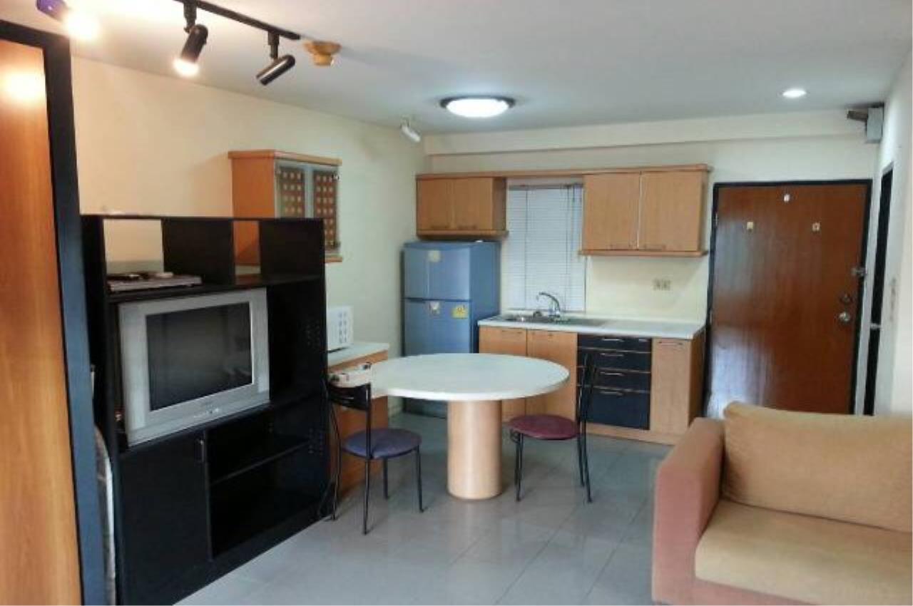 Piri Property Agency's Studio bedrooms  For Rent Saranjai Mansion 3