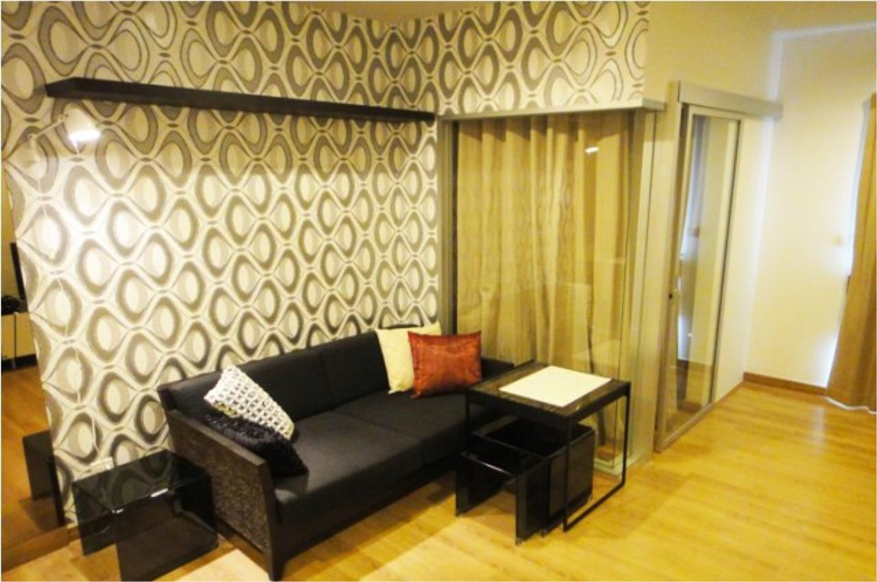 Piri Property Agency's one bedroom  For Rent The Seed Memories Siam 1