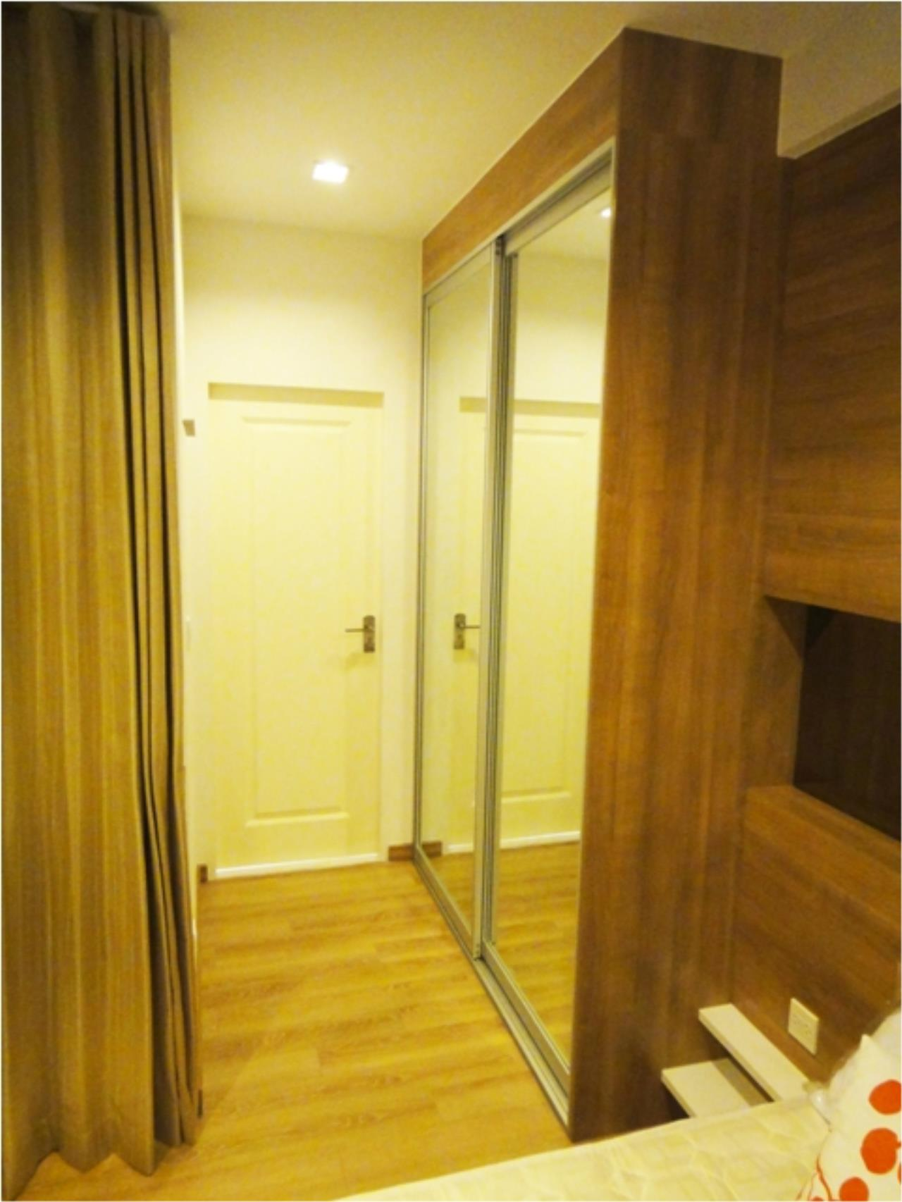 Piri Property Agency's one bedroom  For Rent The Seed Memories Siam 6