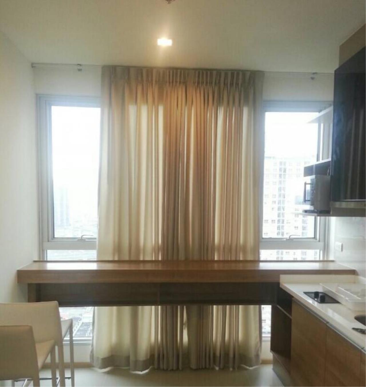 Piri Property Agency's one bedroom  For Rent Rhythm Sukhumvit 50 3
