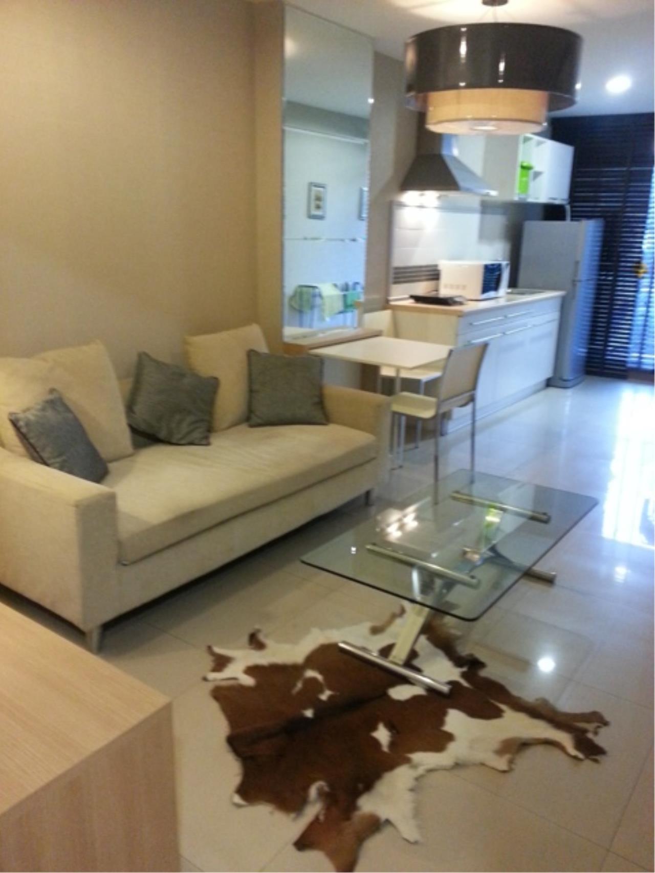 Piri Property Agency's one bedroom  For Rent The Link Sukhumvit 50 2