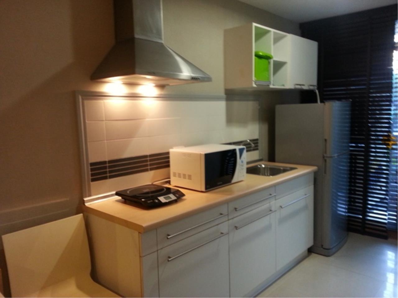 Piri Property Agency's one bedroom  For Rent The Link Sukhumvit 50 3
