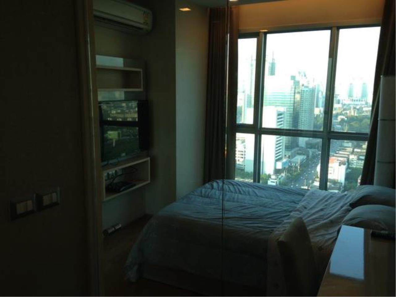 Piri Property Agency's one bedroom  For Rent The Address Asoke 10