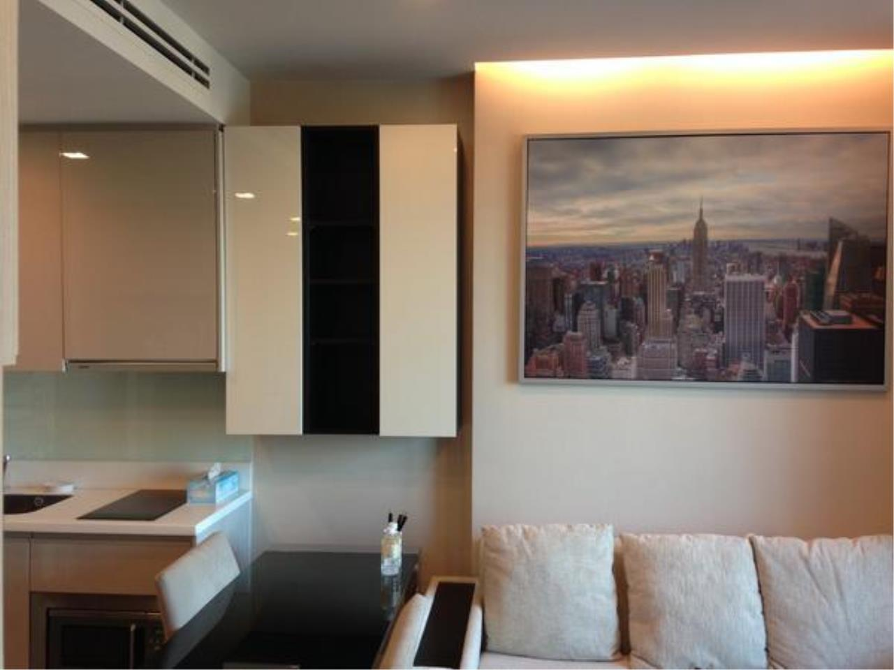 Piri Property Agency's one bedroom  For Rent The Address Asoke 7