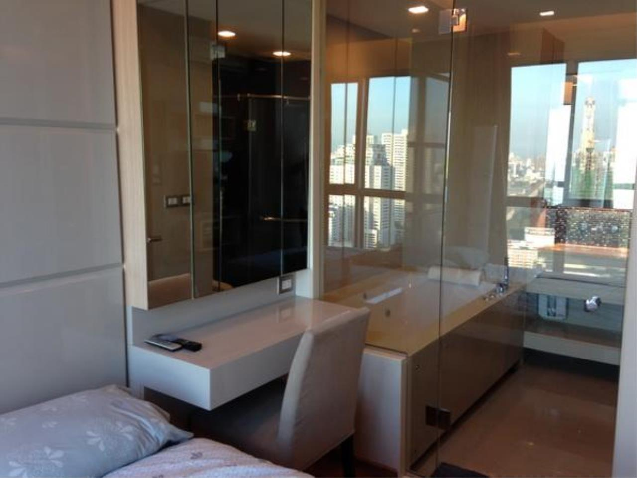 Piri Property Agency's one bedroom  For Rent The Address Asoke 9