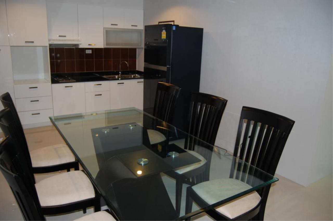 Piri Property Agency's 2 bedrooms  For Rent Sukhumvit Living Town 6