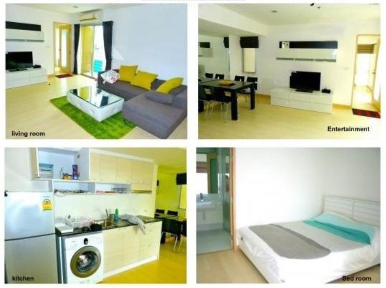 Piri Property Agency's one bedroom  For Rent My Resort Bangkok 1