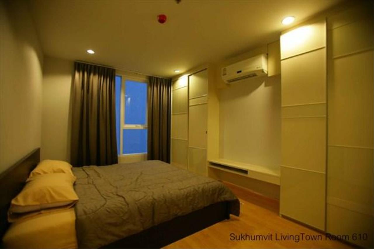 Piri Property Agency's 2 bedrooms  For Rent Sukhumvit Living Town 2