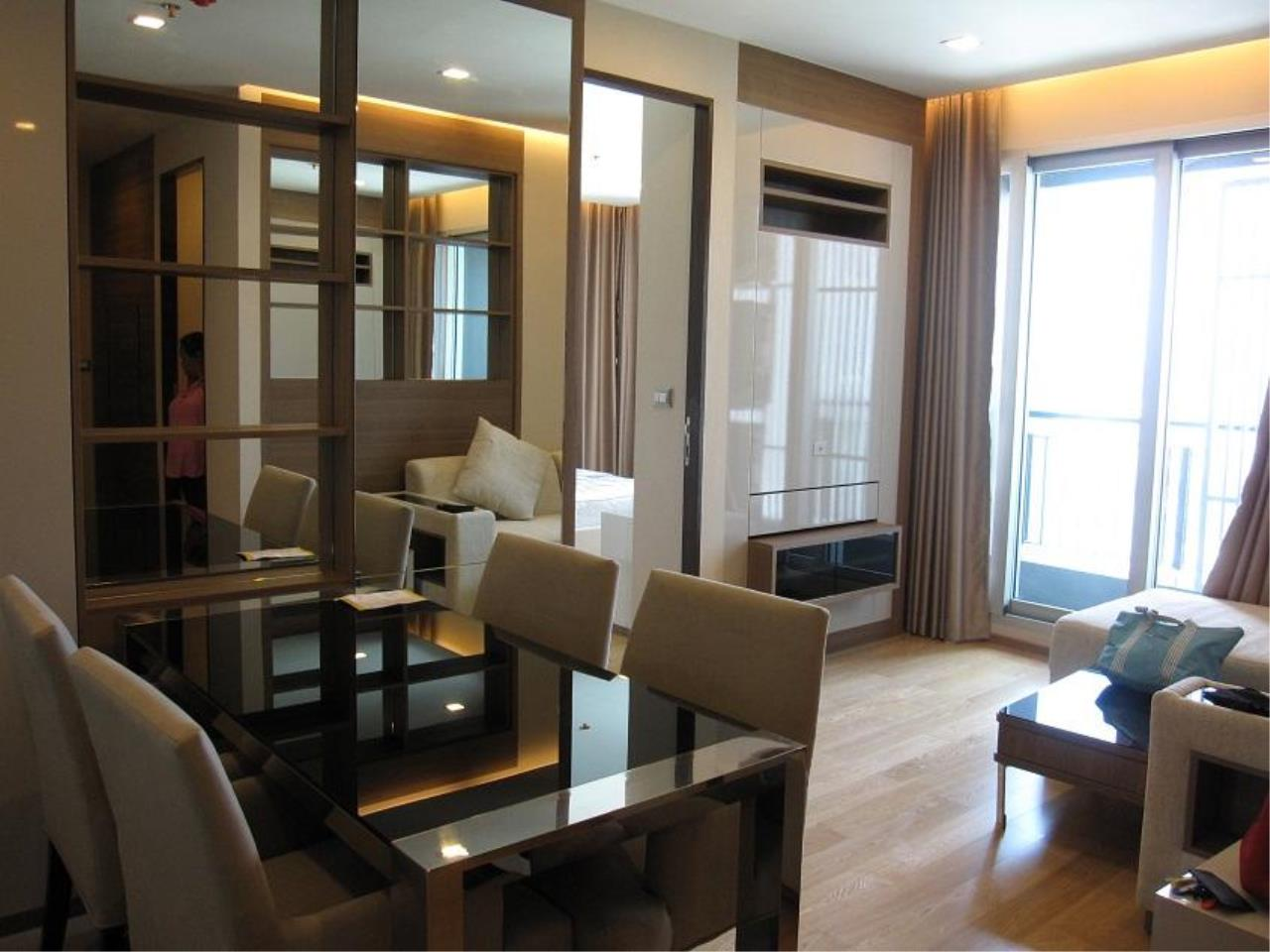 Piri Property Agency's 2 bedrooms  For Rent The Address Asoke 5