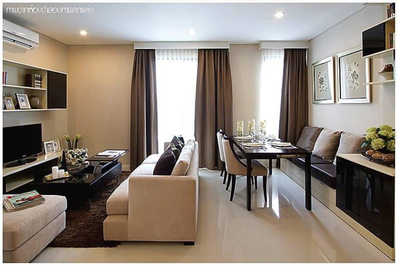 Piri Property Agency's 2 bedrooms  For Rent Villa Asoke 10