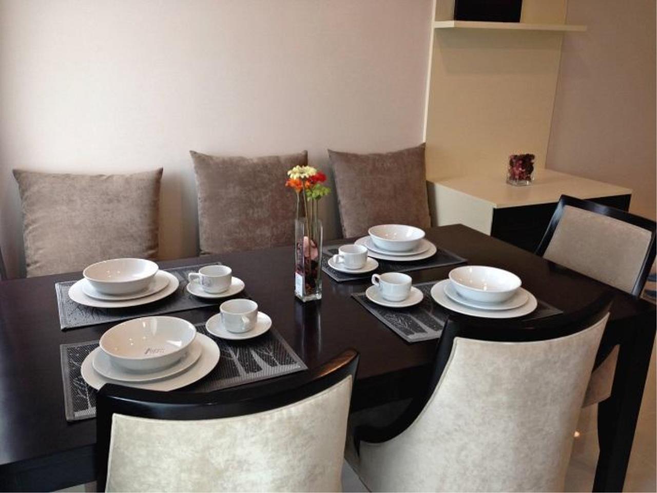 Piri Property Agency's 2 bedrooms  For Rent Villa Asoke 13
