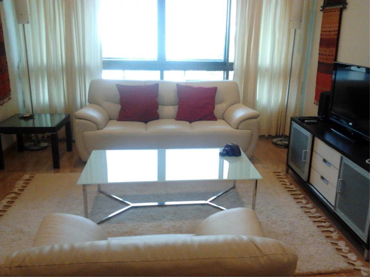 Piri Property Agency's one bedroom  For Rent Baan Ploenchit 4