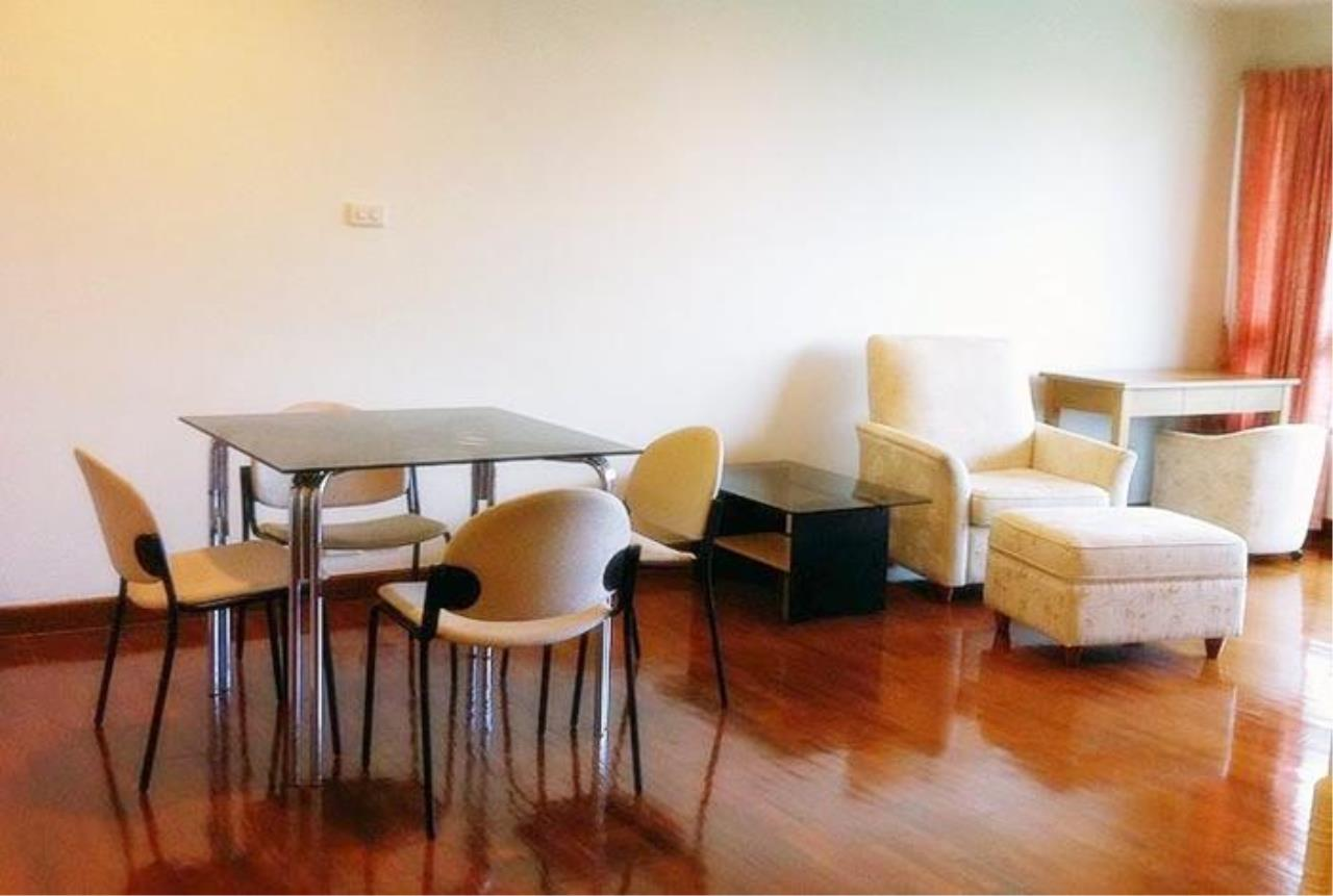 Piri Property Agency's one bedroom  For Rent Baan Ploenchit 1