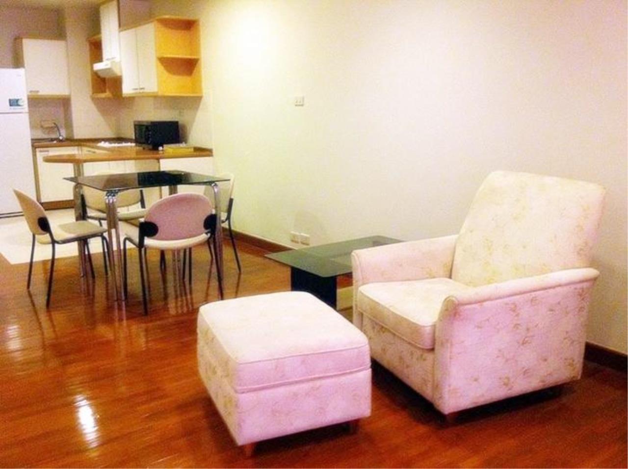 Piri Property Agency's one bedroom  For Sale Baan Ploenchit 2