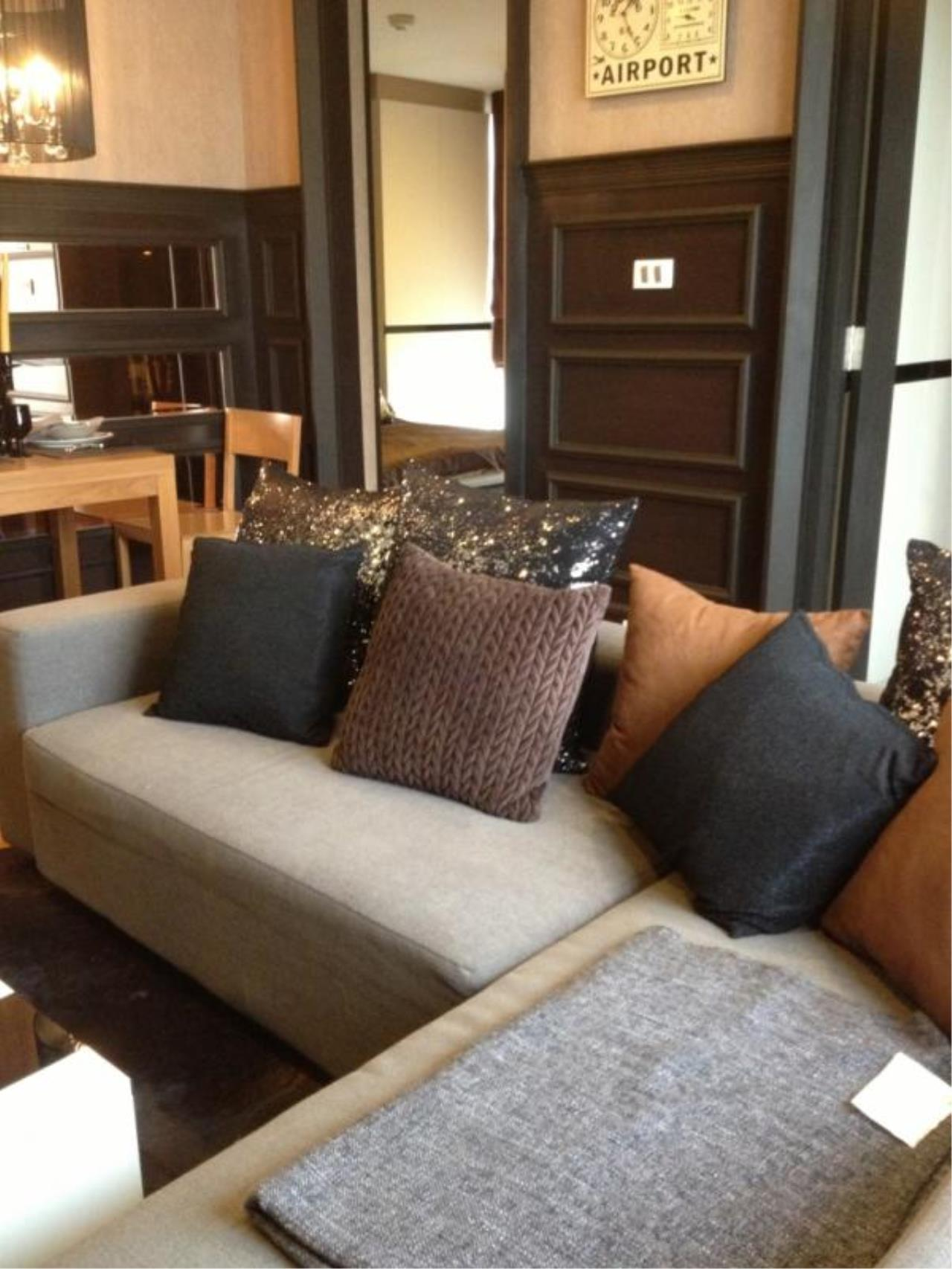 Piri Property Agency's one bedroom  For Sale The Tempo Ruamrudee 3