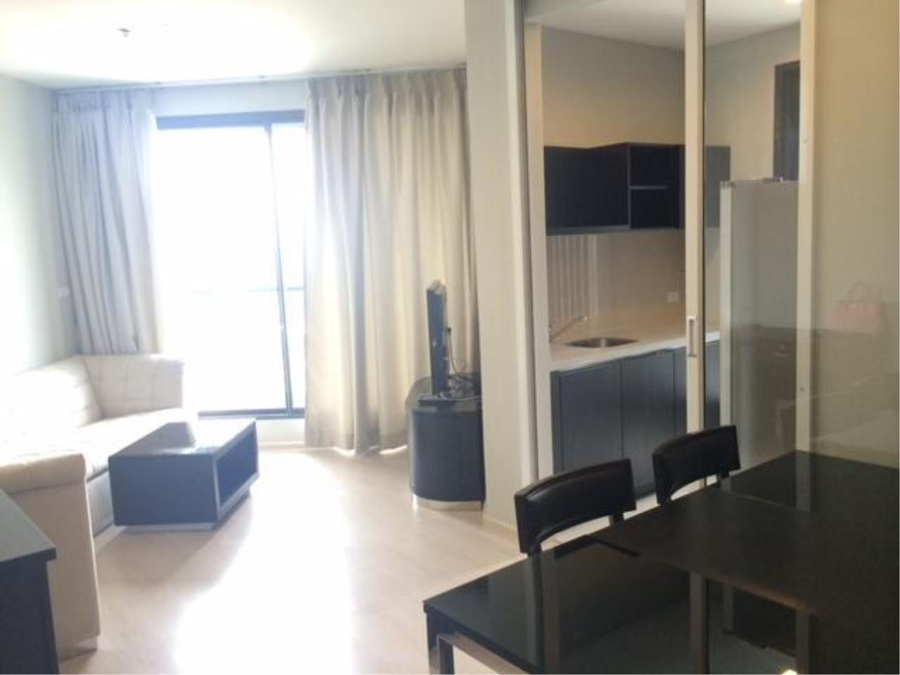 Piri Property Agency's 2 bedrooms  For Rent Rhythm Sukhumvit 44/1 7