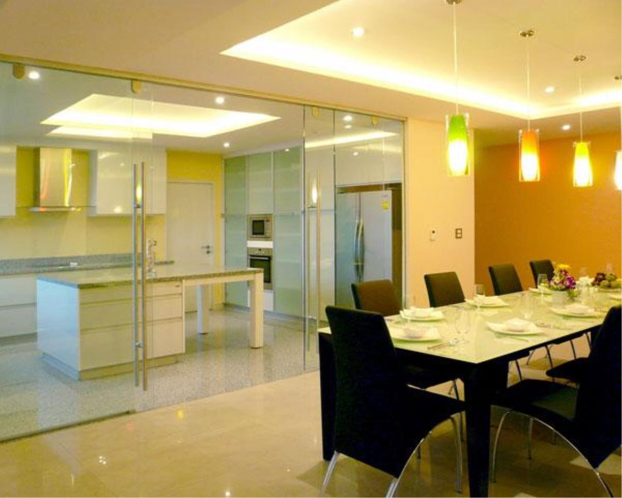 Piri Property Agency's 3 bedrooms  For Rent Seven Place Executive Residences 1