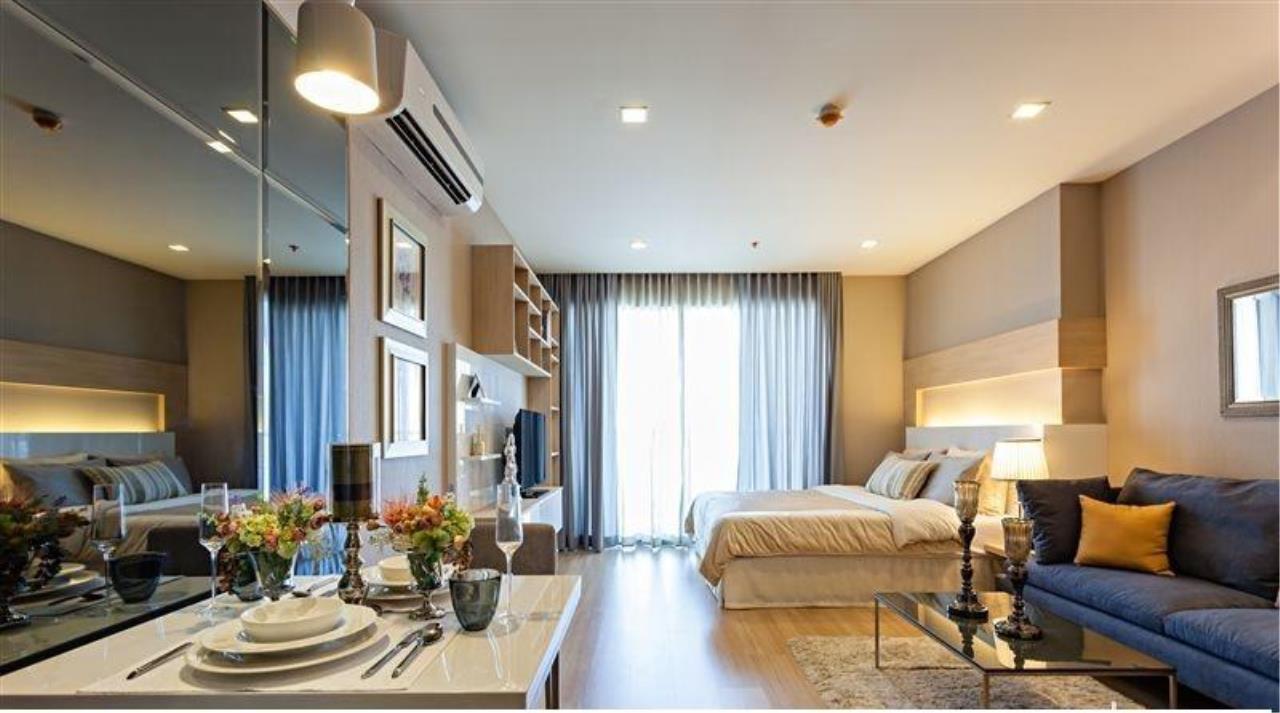 Piri Property Agency's Studio bedrooms  For Rent Skywalk Condominium 2