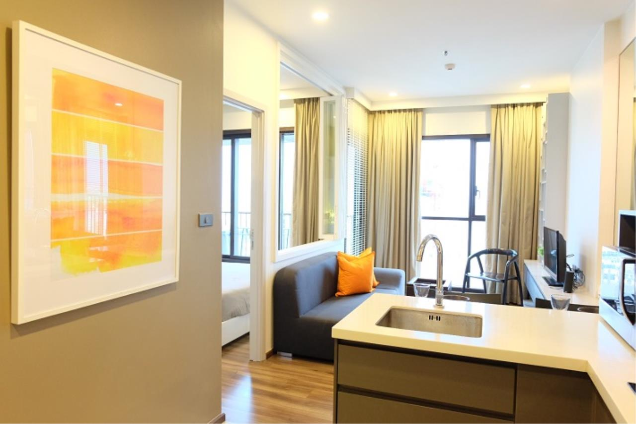 Piri Property Agency's one bedroom  For Rent Wyne @ Sukhumvit 4