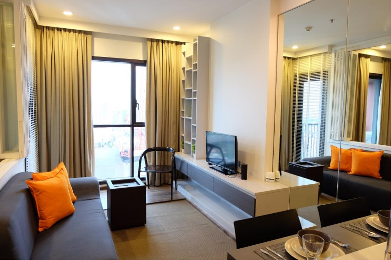 Piri Property Agency's one bedroom  For Rent Wyne @ Sukhumvit 6