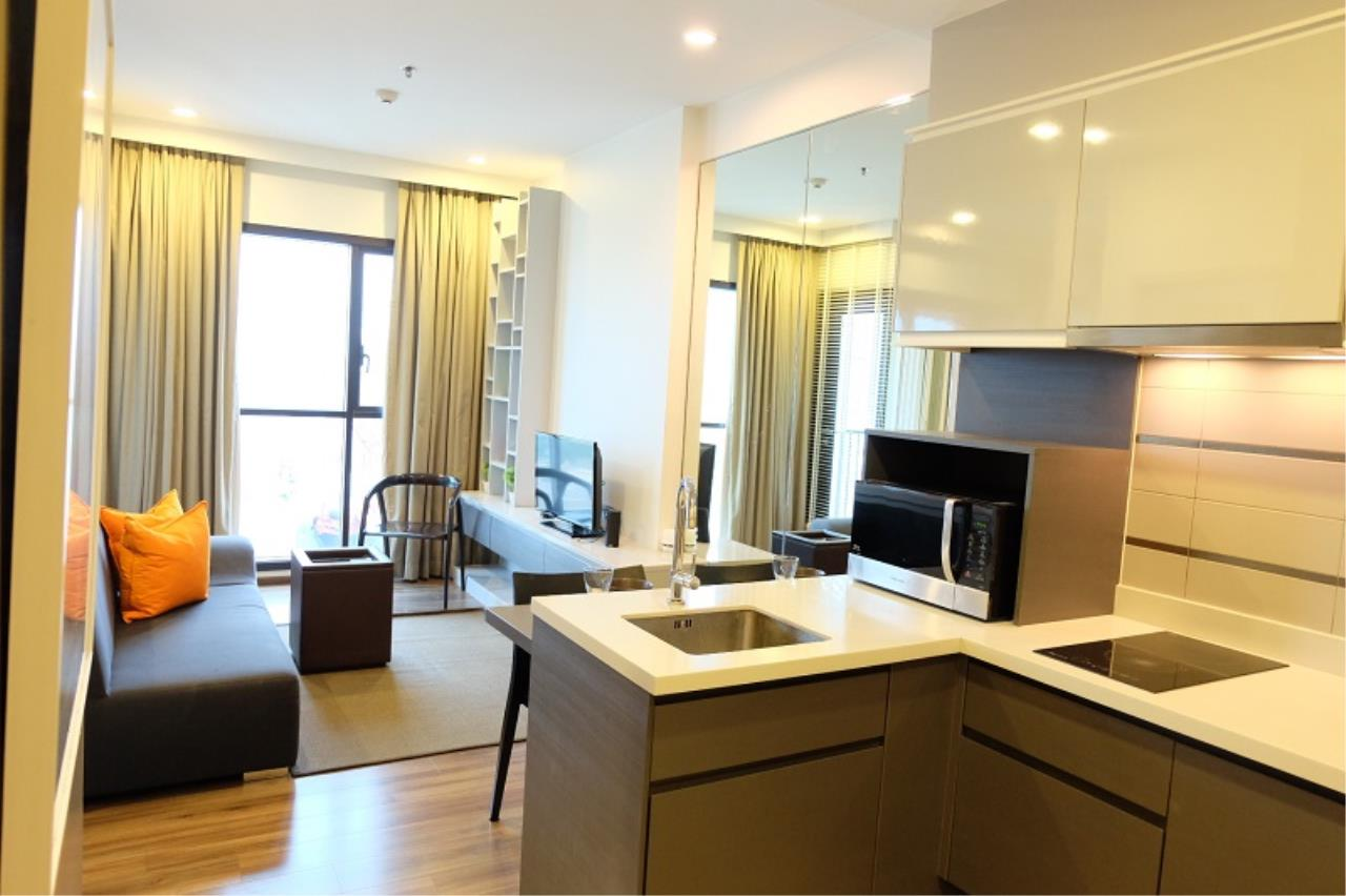 Piri Property Agency's one bedroom  For Rent Wyne @ Sukhumvit 3