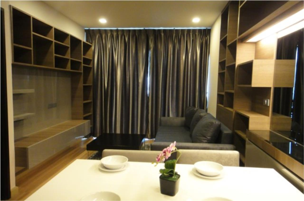 Piri Property Agency's 2 bedrooms  For Rent Skywalk Condominium 2