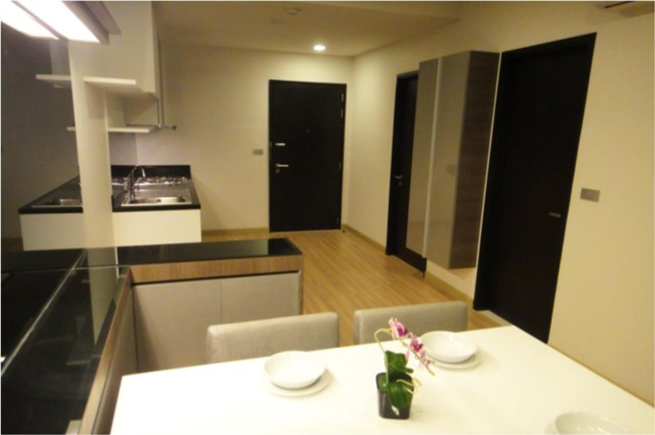 Piri Property Agency's 2 bedrooms  For Rent Skywalk Condominium 3