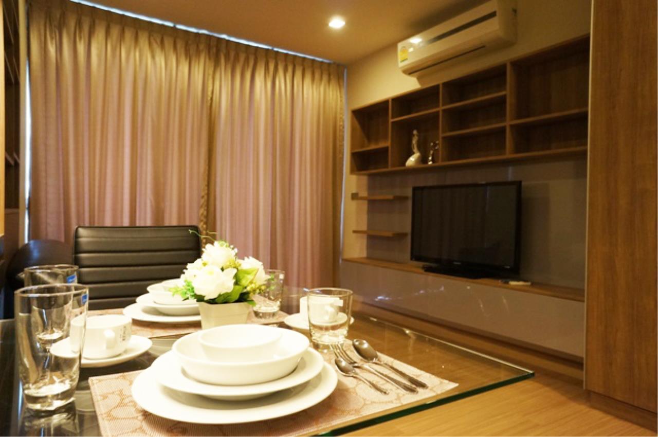 Piri Property Agency's one bedroom  For Rent Skywalk Condominium 1
