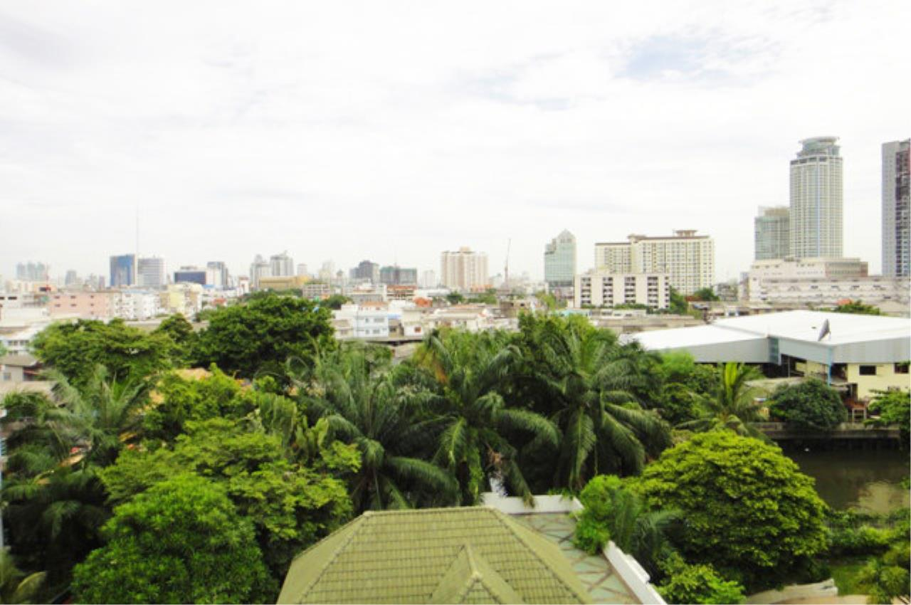 Piri Property Agency's one bedroom  For Rent Waterford Park Rama IV 1