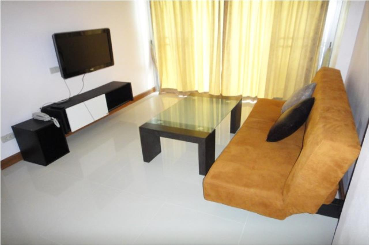 Piri Property Agency's one bedroom  For Rent Waterford Park Rama IV 6