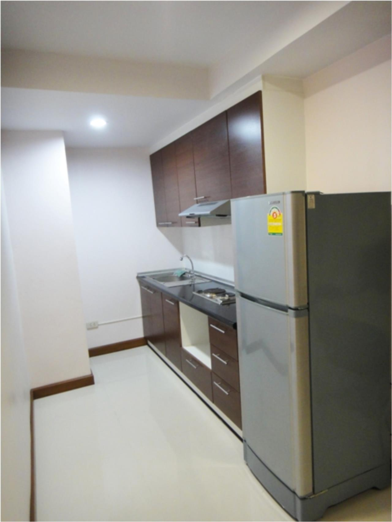 Piri Property Agency's one bedroom  For Rent Waterford Park Rama IV 2