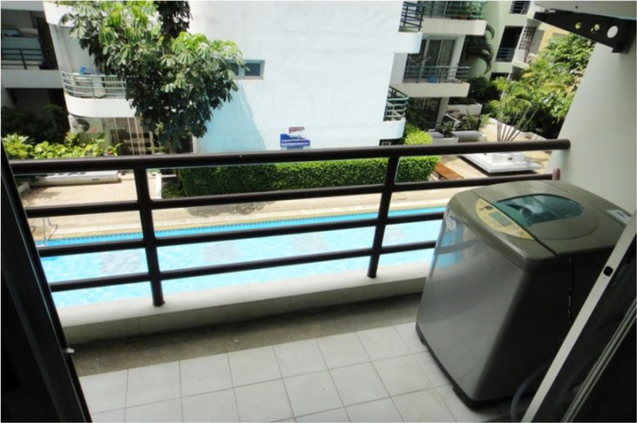 Piri Property Agency's one bedroom  For Rent Waterford Park Rama IV 5