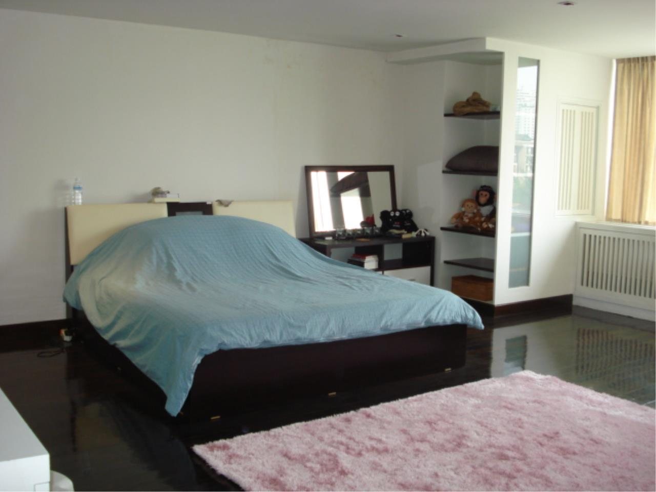 Piri Property Agency's 2 bedrooms  For Rent New Land Condominium 4