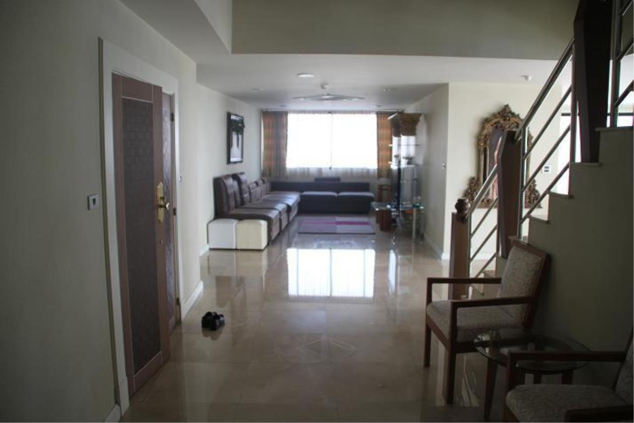 Piri Property Agency's 5+ bedrooms  For Rent President Park Condominium 2