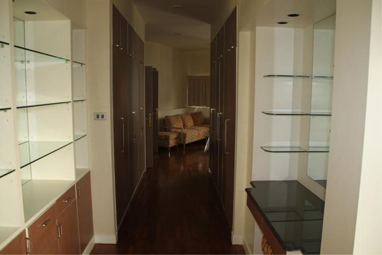 Piri Property Agency's 5+ bedrooms  For Rent President Park Condominium 14