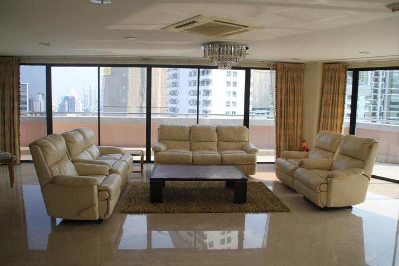 Piri Property Agency's 5+ bedrooms  For Rent President Park Condominium 7