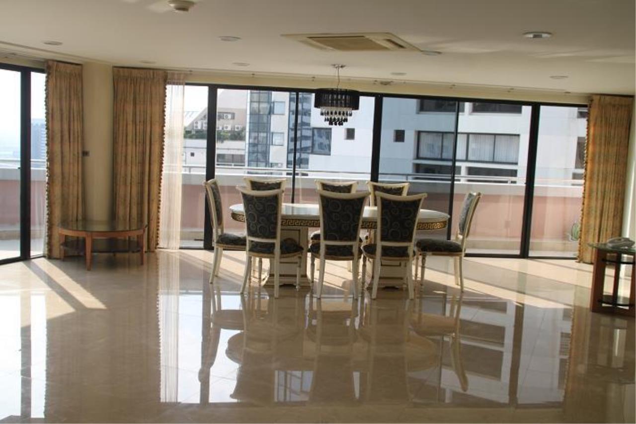 Piri Property Agency's 5+ bedrooms  For Rent President Park Condominium 8