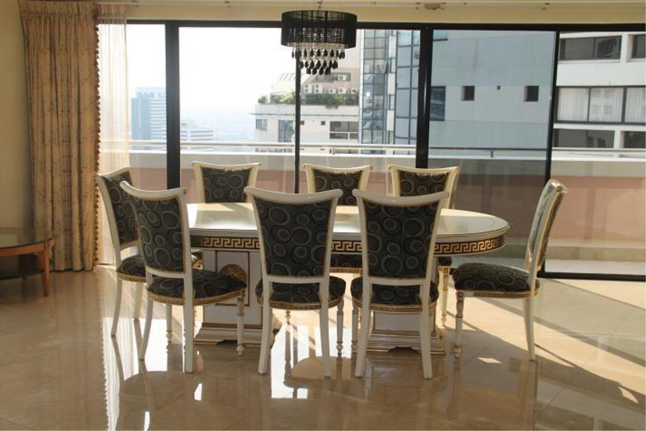 Piri Property Agency's 5+ bedrooms  For Rent President Park Condominium 1
