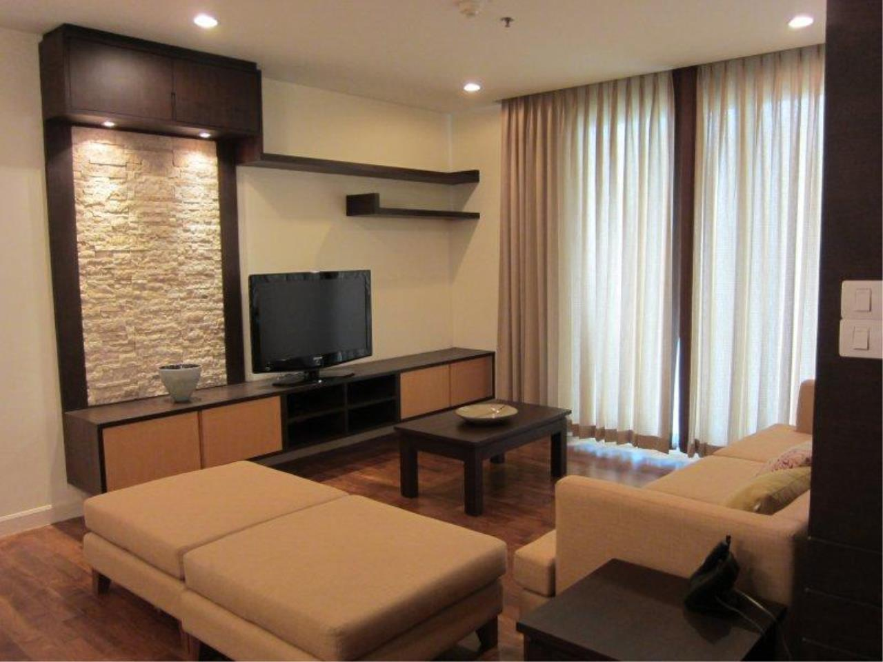 Piri Property Agency's 2 bedrooms  For Rent Baan Siri Soi 31 6