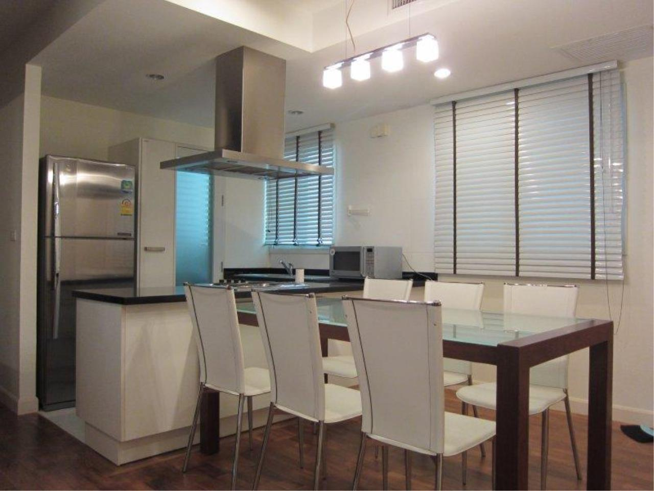 Piri Property Agency's 2 bedrooms  For Rent Baan Siri Soi 31 7