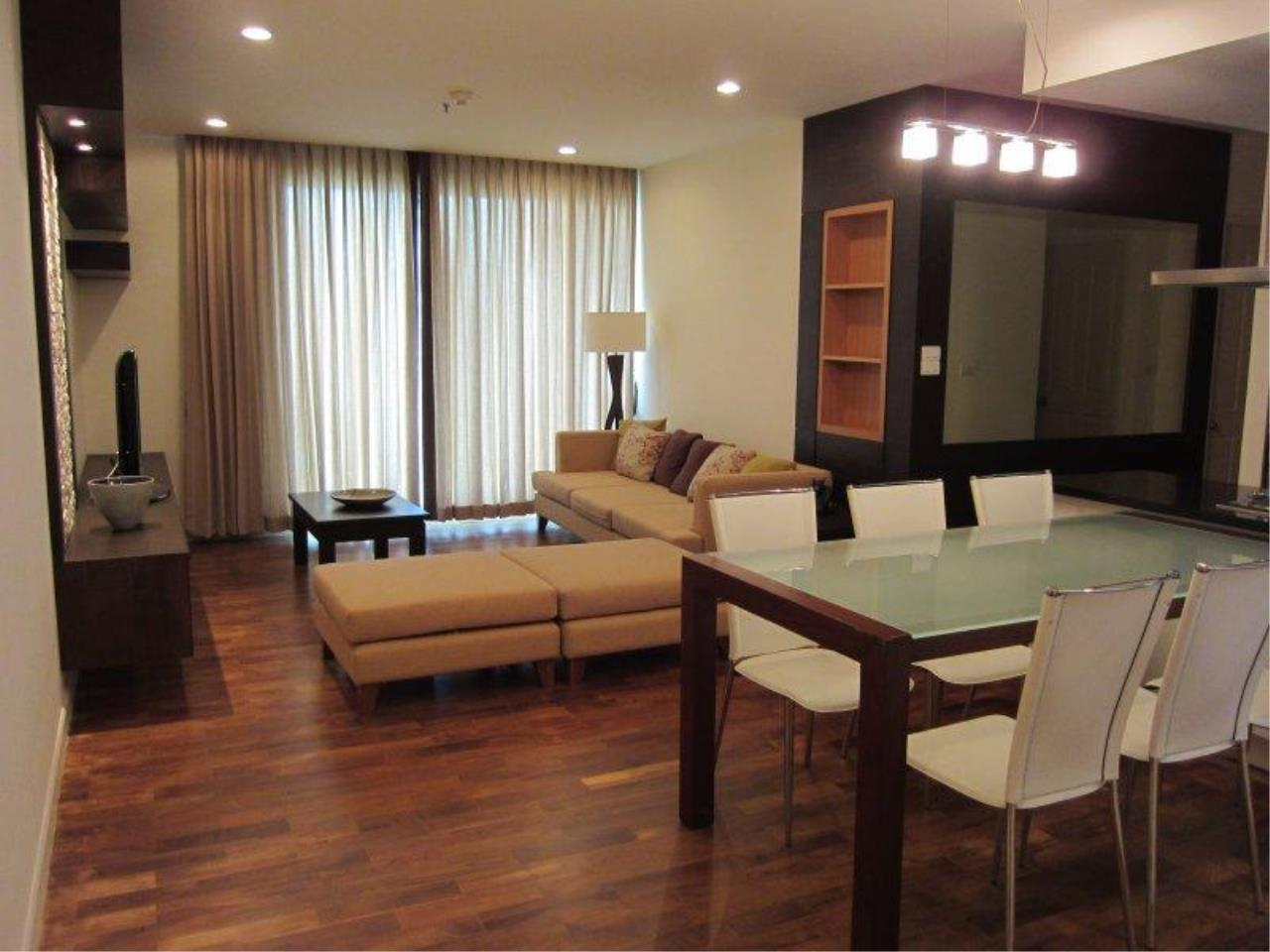 Piri Property Agency's 2 bedrooms  For Rent Baan Siri Soi 31 1