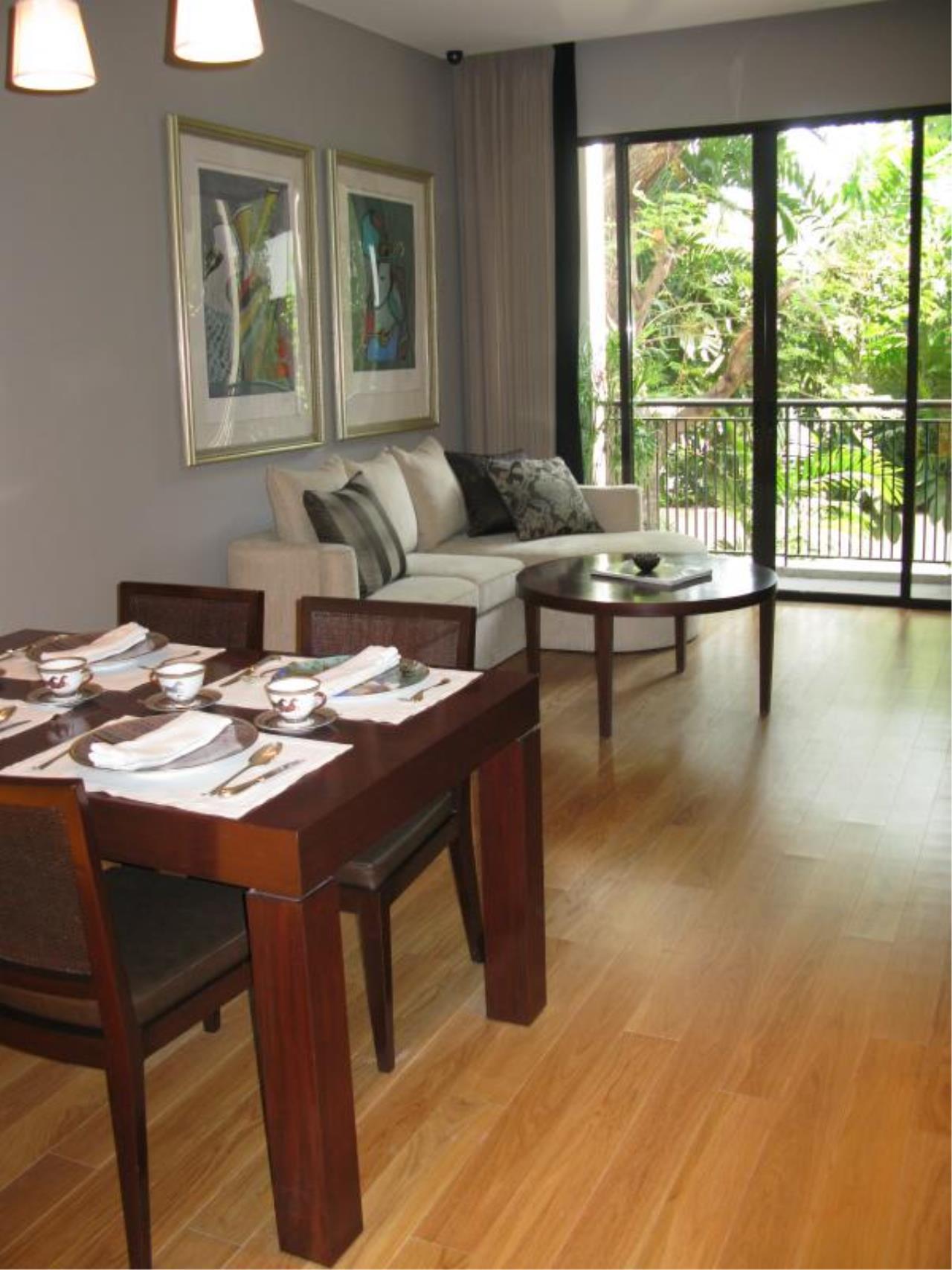 Piri Property Agency's one bedroom  For Rent Vincente Thonglor 1