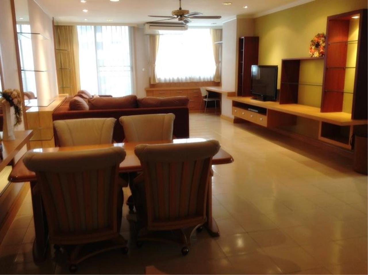 Piri Property Agency's 2 bedrooms  For Rent Supalai Place Sukhumvit 39 1
