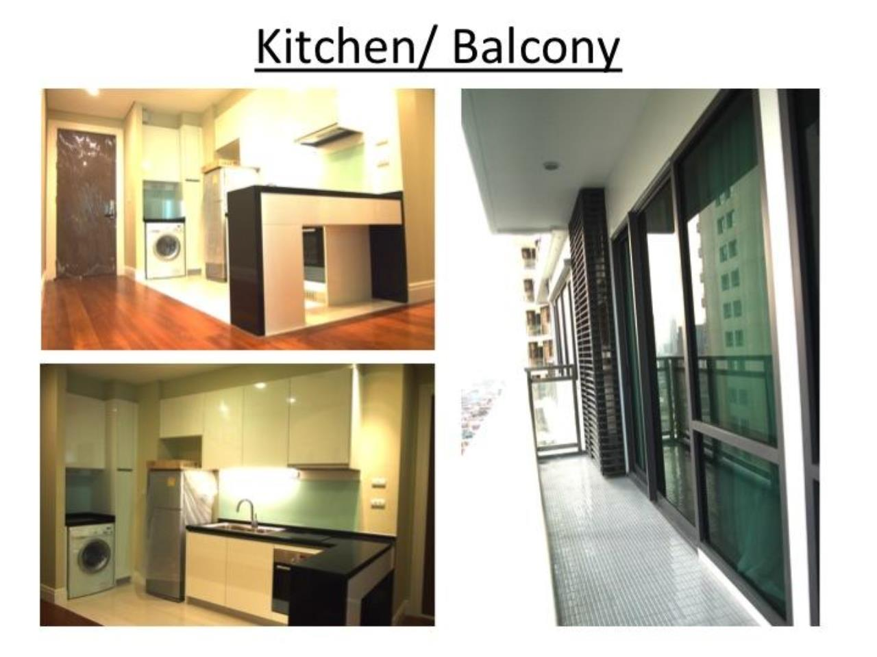 Piri Property Agency's 2 bedrooms  For Rent Bright Sukhumvit 24 4